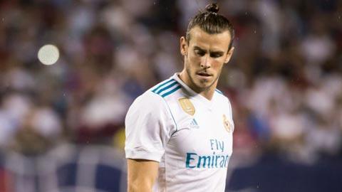 Gareth Bale rớt giá thê thảm