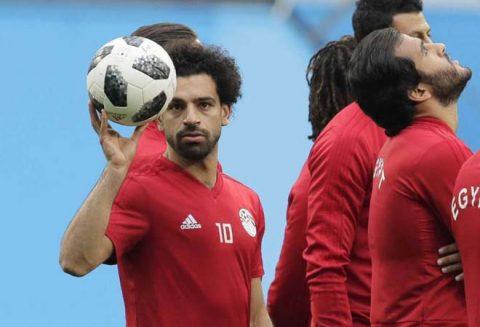Tin nóng World Cup ngày 19/6: Salah sẵn sàng gieo sầu chủ nhà Nga; hàng triệu người dân Ai Cập hân hoan vui mừng