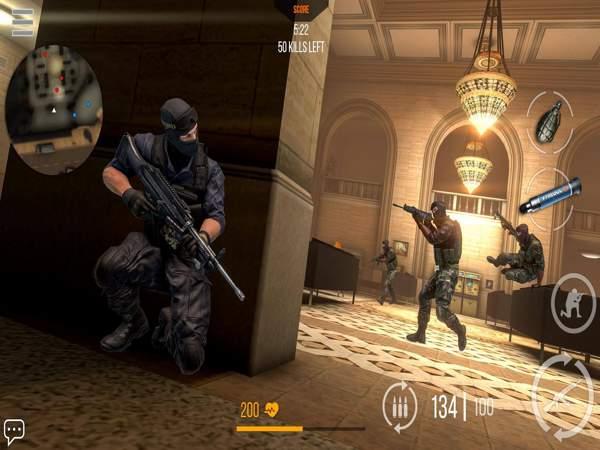Top 10 game bắn súng offline mobile không thể bỏ qua