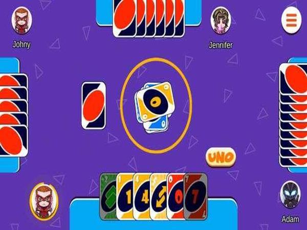 Hướng dẫn chơi bài Uno