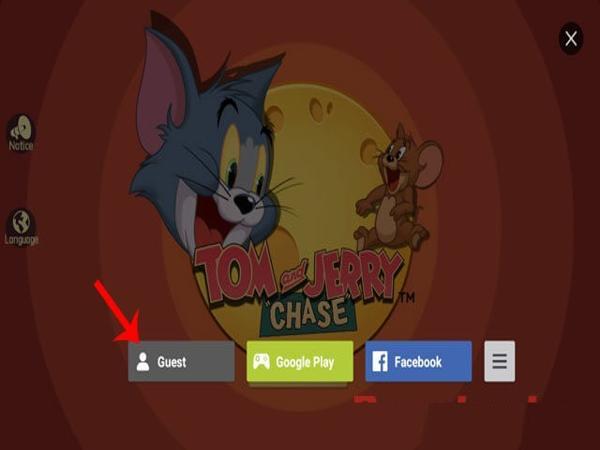 Hướng dẫn chơi game Tom và Jerry